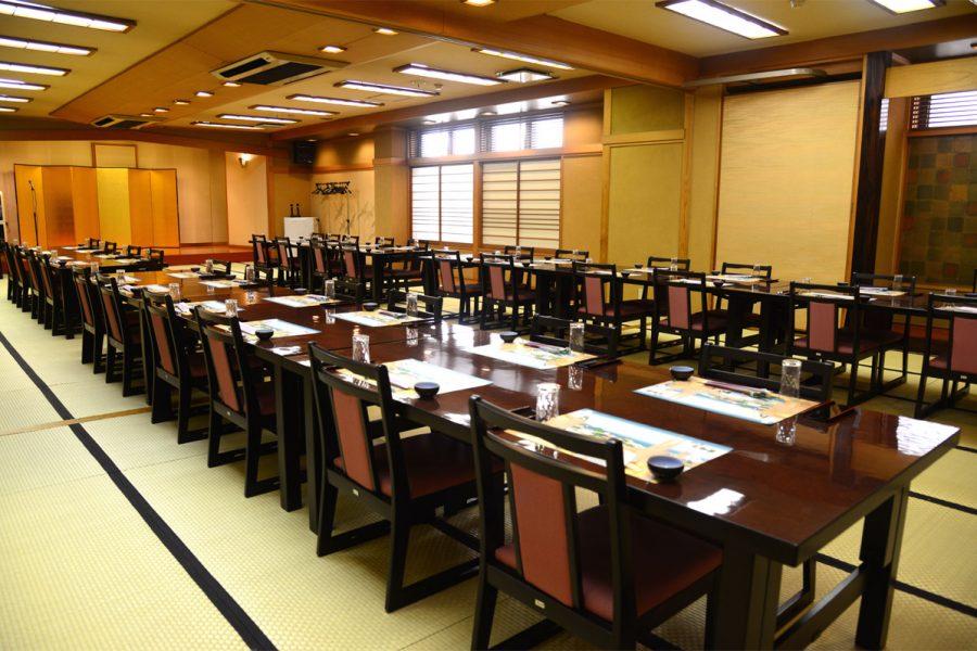 3階2部屋椅子席(葉月&文月、文月&水無月)
